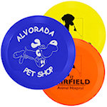 9.5 inch Dog Safe Flying Discs